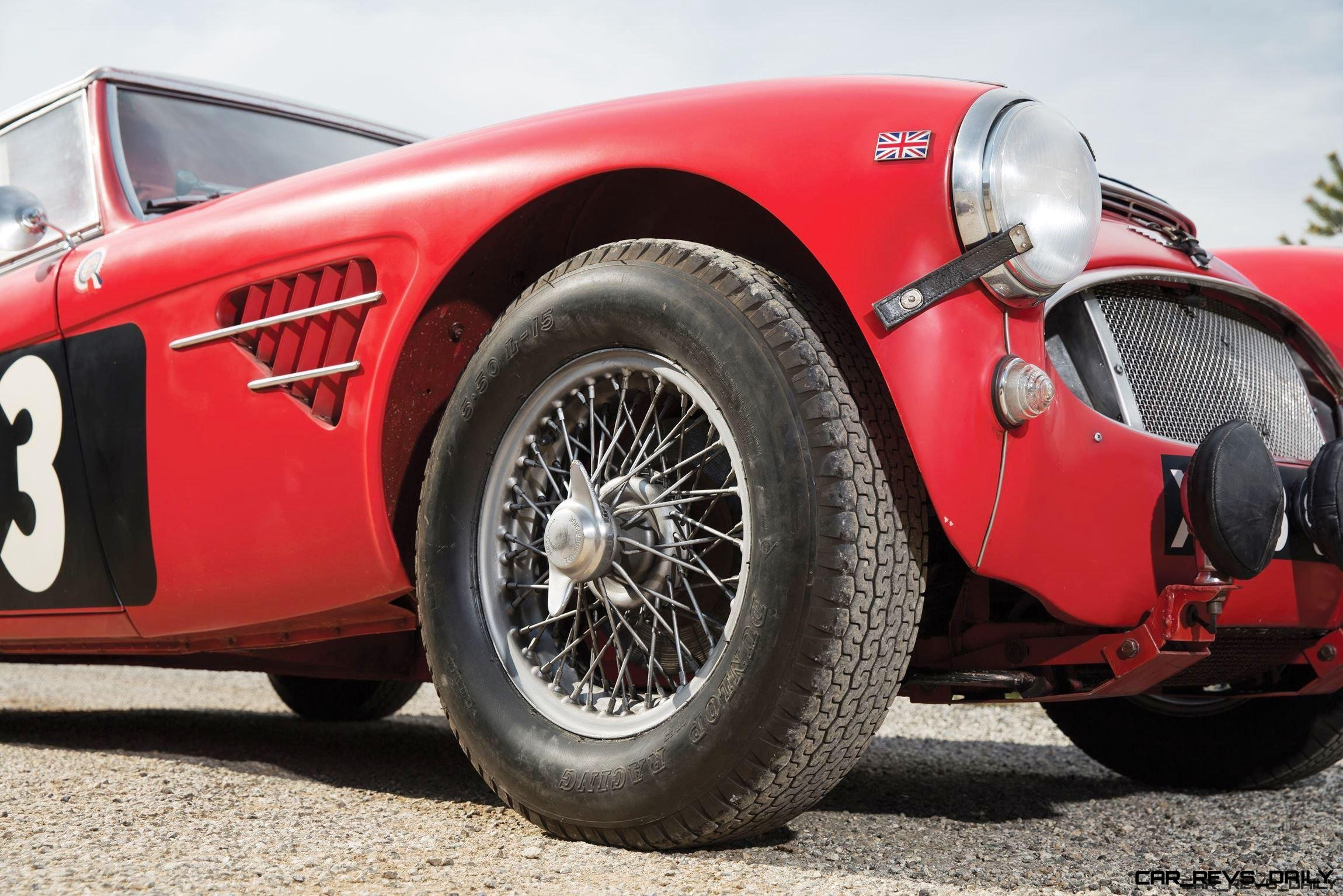 1961 Austin-Healey 3000 Mk I Works Rally 9