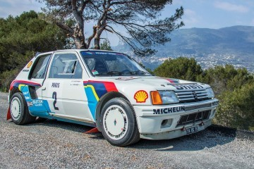 1984 Peugeot 205 Turbo 16 Evolution 1 Group B 1