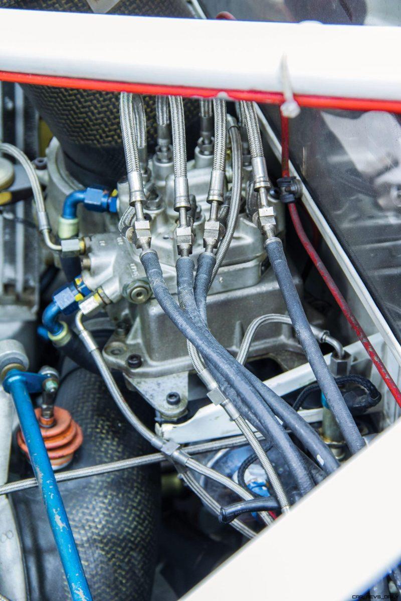 1984 Peugeot 205 Turbo 16 Evolution 1 Group B 15