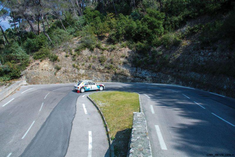 1984 Peugeot 205 Turbo 16 Evolution 1 Group B 23
