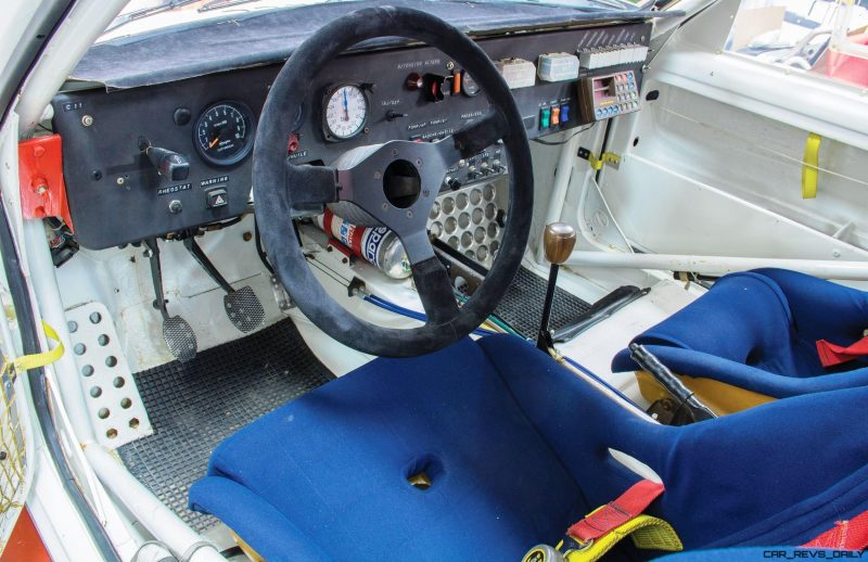 1984 Peugeot 205 Turbo 16 Evolution 1 Group B 4
