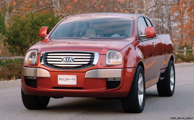 2004 Kia KCV4 Mojave 12