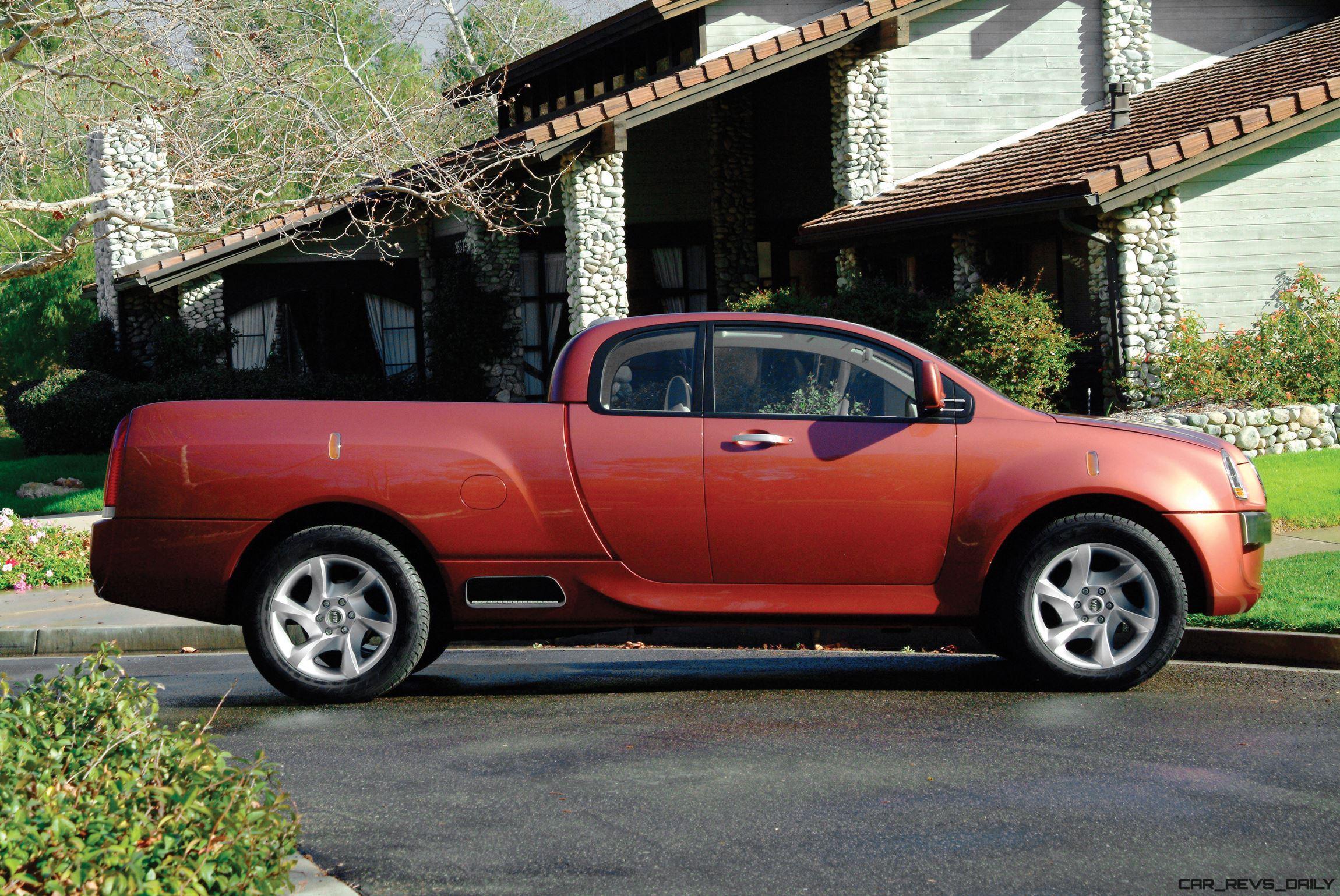 Concept Flashback - 2004 Kia KCV4 Mojave » LATEST NEWS