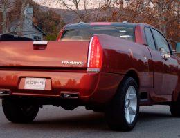Concept Flashback – 2004 Kia KCV4 Mojave