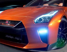 565HP, 2.5s 2017 Nissan GT-R – New Aerotech, Style and Cabin (+2 Videos!)