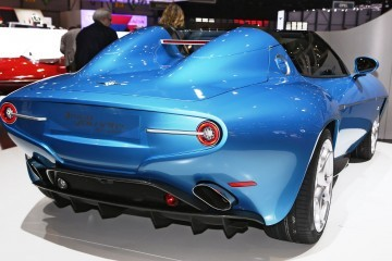 2016 Alfa Romeo DISCO VOLANTE SPYDER by Touring Superleggera 2