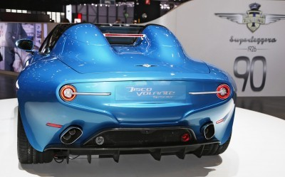 2016 Alfa Romeo DISCO VOLANTE SPYDER by Touring Superleggera 3