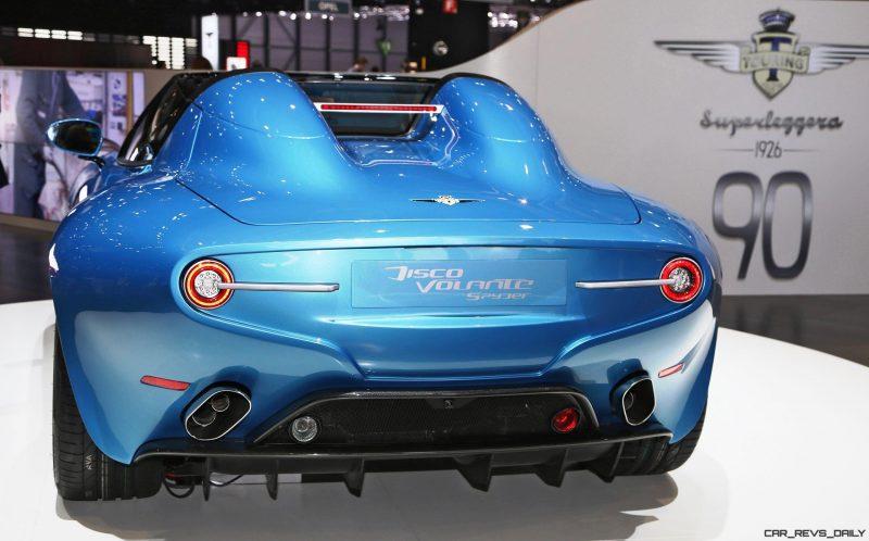 Design Analysis 2016 Alfa Romeo Disco Volante Spyder By Touring