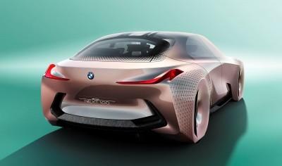2016 BMW Vision Next 100 Concept 19