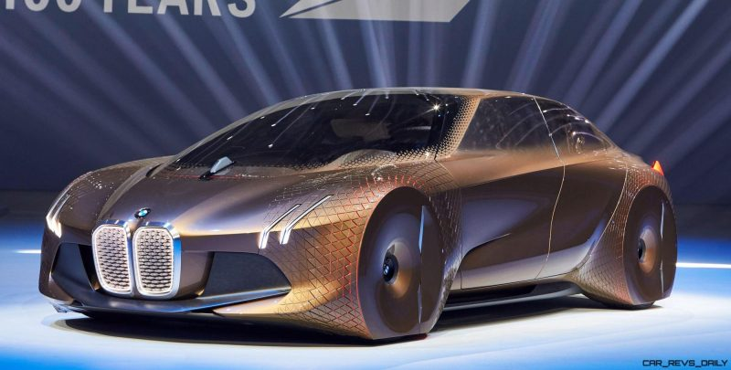 2016 BMW Vision Next 100 Concept 23