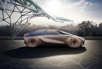 2016 BMW Vision Next 100 Concept 5