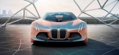 2016 BMW Vision Next 100 Concept 7