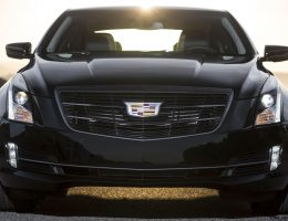 2016 Cadillac ATS and CTS Score Much-Needed BLACK PACKS!