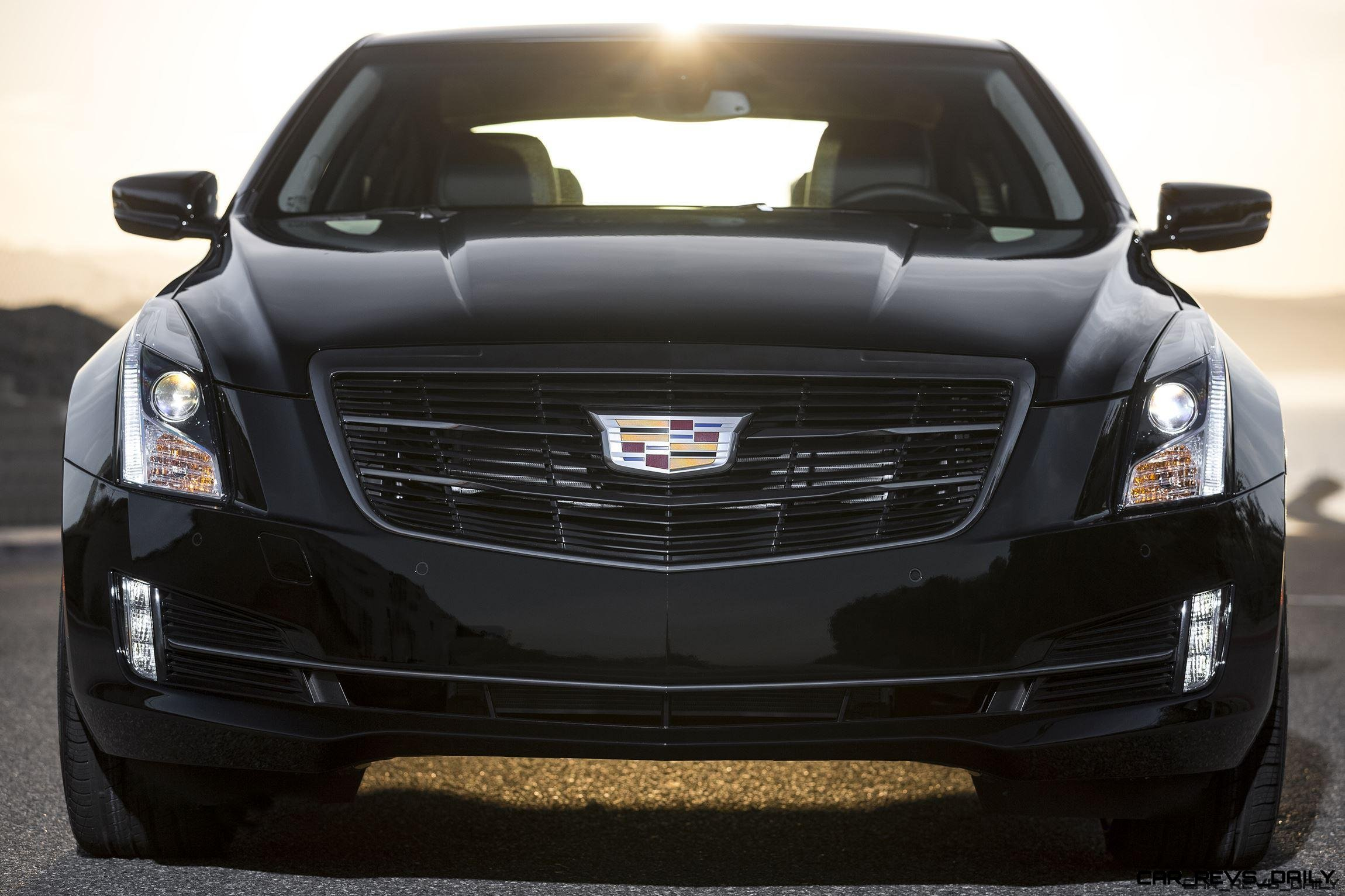 2016 Cadillac ATS and CTS Score Much-Needed BLACK PACKS ...
