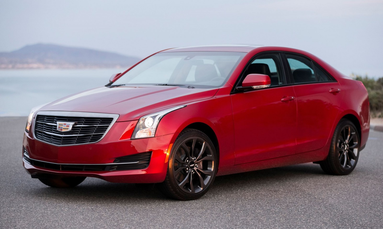 2016 cadillac ats and cts score much needed black packs car revs. Black Bedroom Furniture Sets. Home Design Ideas