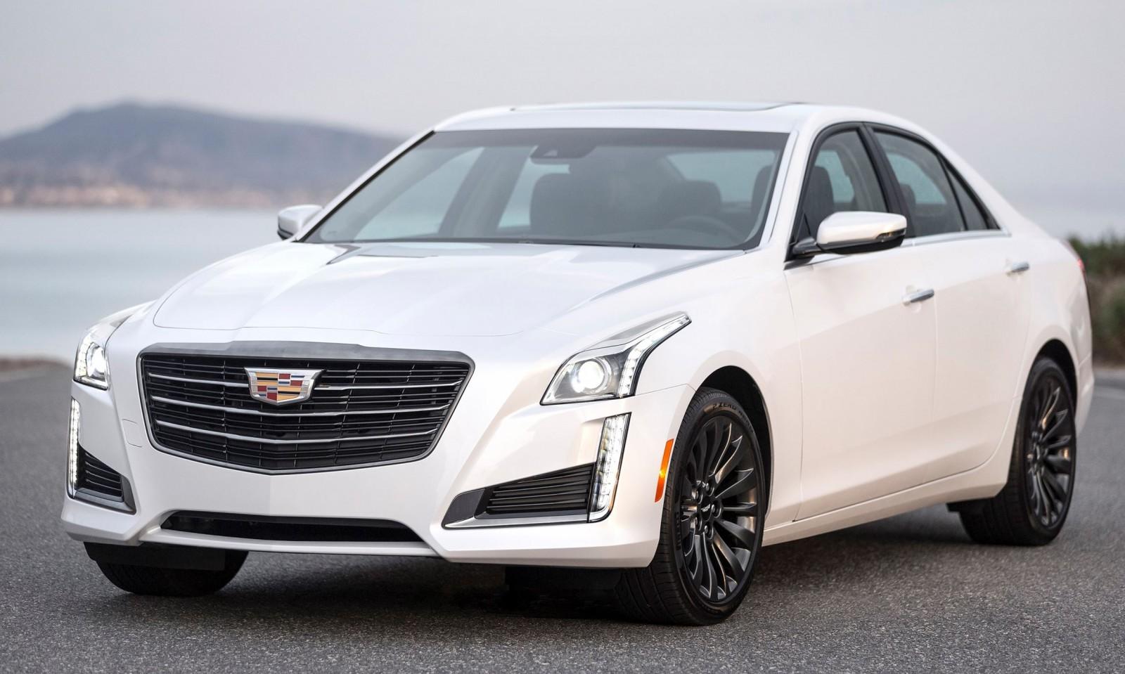 2016 Cadillac ATS and CTS Score Much-Needed BLACK PACKS! u00bb Car-Revs-Daily.com