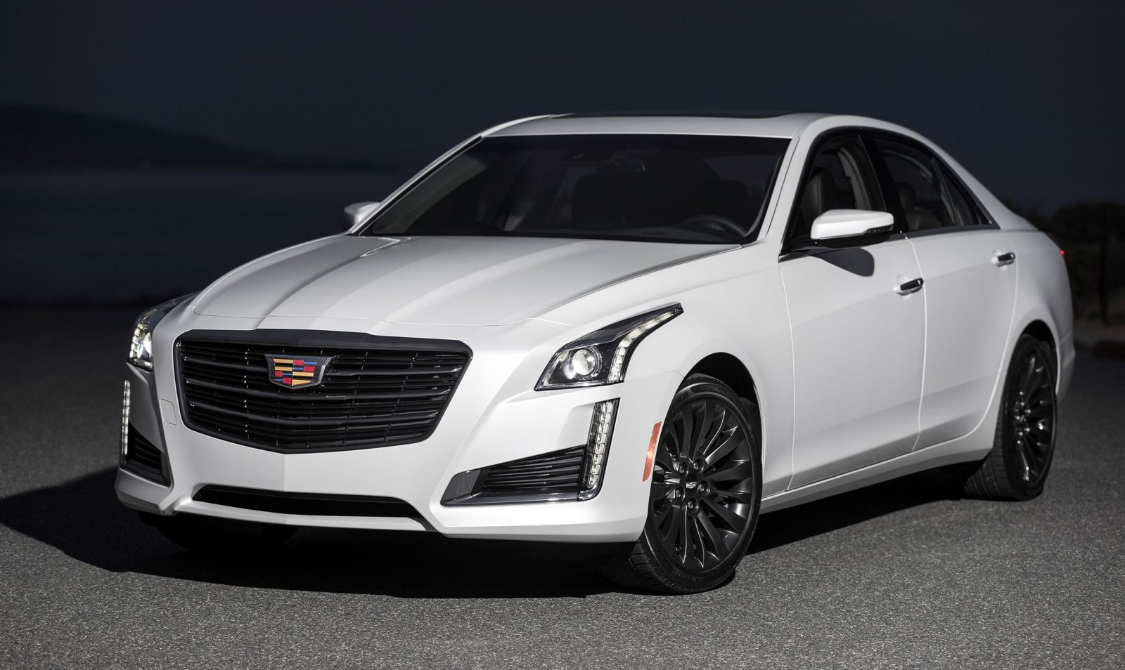 2017 Cadillac Ats 3.6 L Premium Performance >> 2016 Cadillac ATS and CTS Score Much-Needed BLACK PACKS
