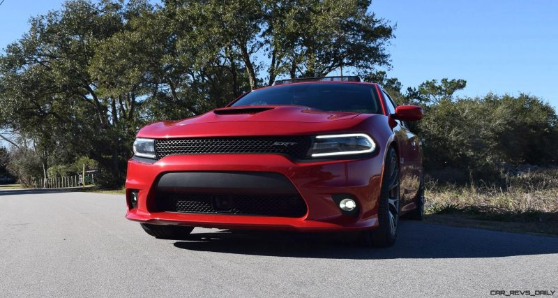 2016 Dodge Charger SRT 392 18