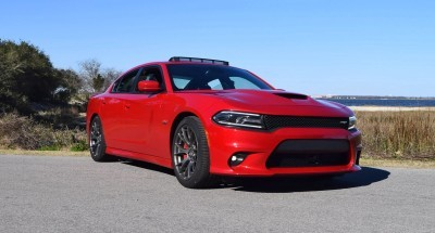 2016 Dodge Charger SRT 392 4