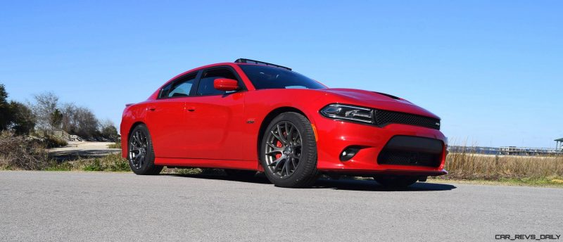 2016 Dodge Charger SRT 392 5
