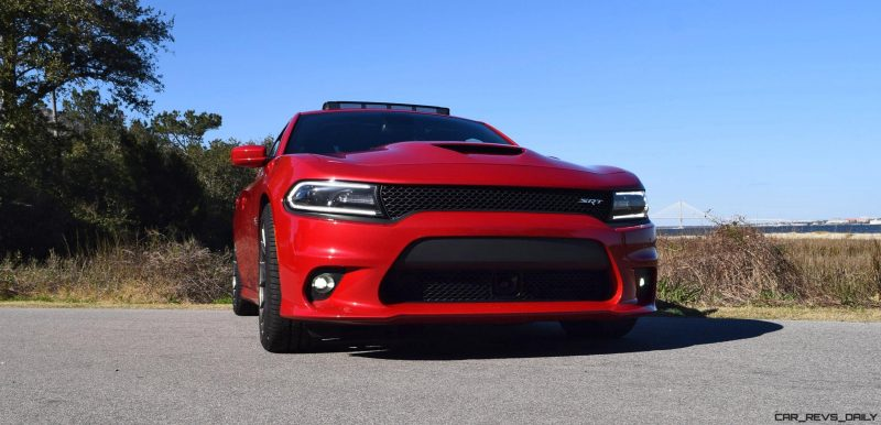 2016 Dodge Charger SRT 392 8