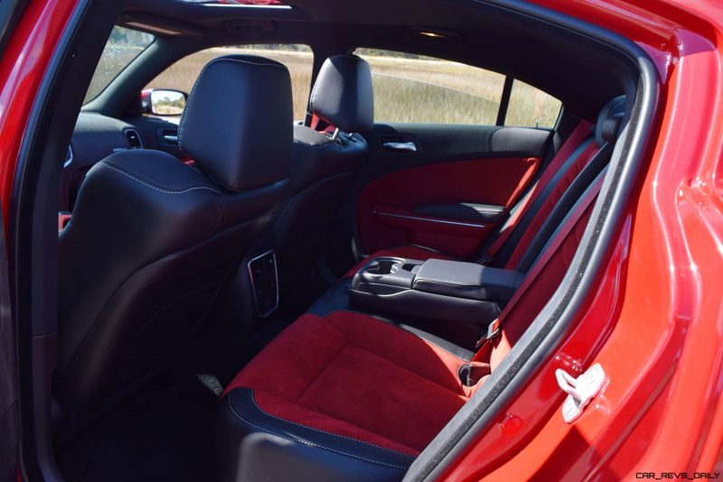 2016 Dodge Charger SRT392 Interior 13