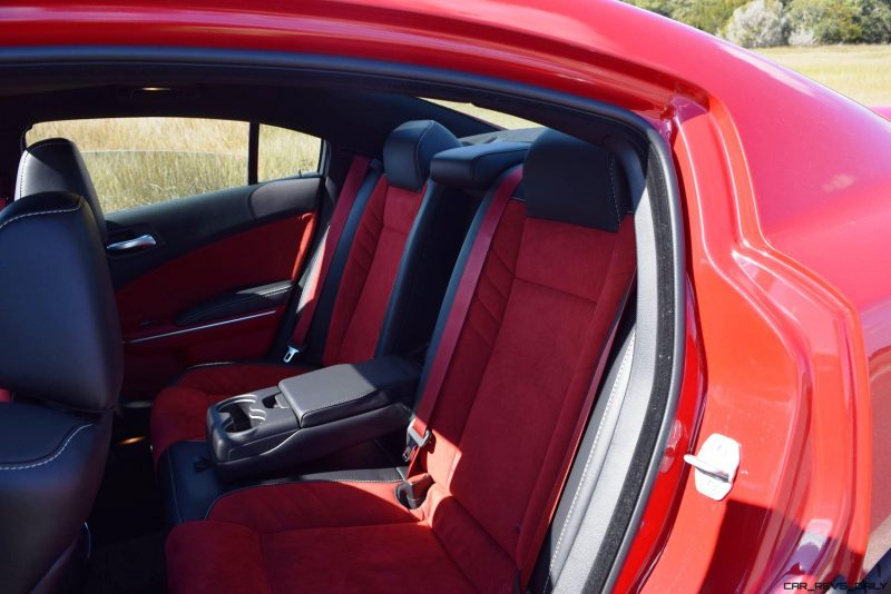2016 Dodge Charger SRT392 Interior 14