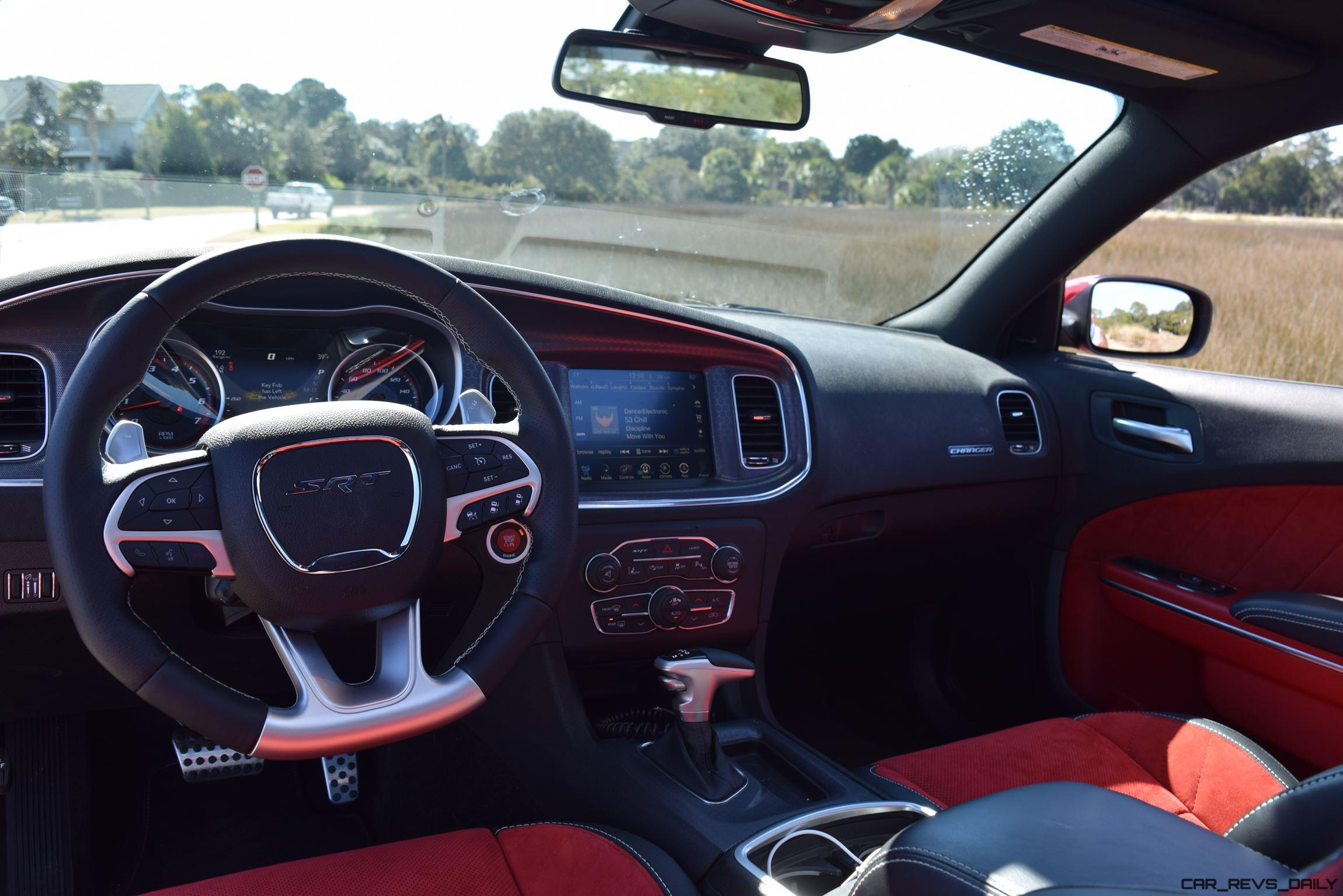 2016 Dodge Charger Srt392 Road Test Mega Gallery Car Revs