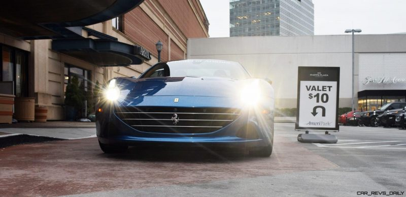 2016 FERRARI California T Blue11