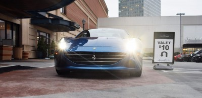 2016 FERRARI California T Blue12