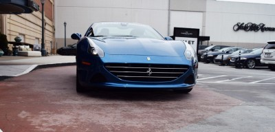 2016 FERRARI California T Blue15