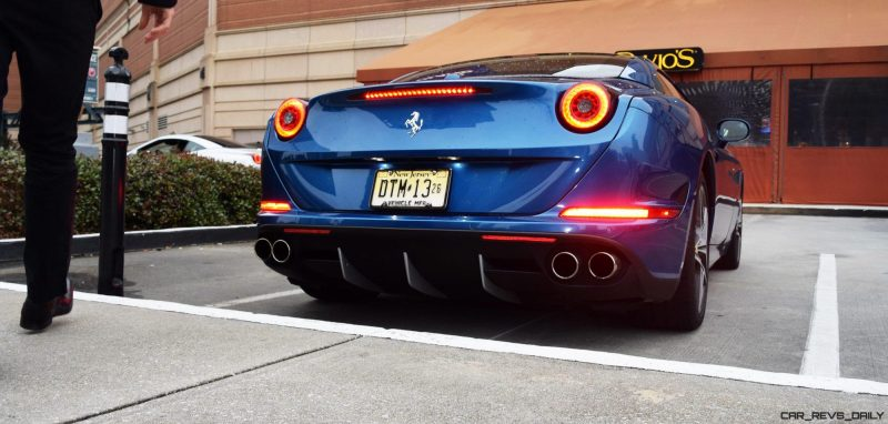 2016 FERRARI California T Blue17