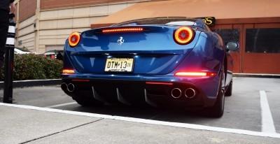 2016 FERRARI California T Blue18