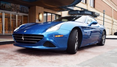 2016 FERRARI California T Blue6