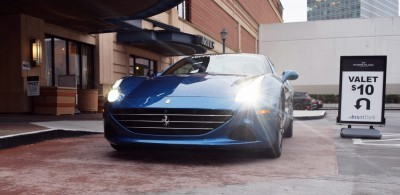 2016 FERRARI California T Blue7