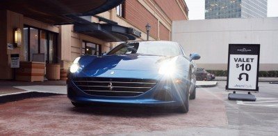 2016 FERRARI California T Blue8