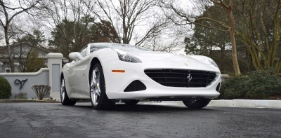 2016 Ferrari California T - White over Blue 14