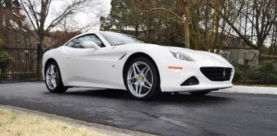 2016 Ferrari California T - White over Blue 16