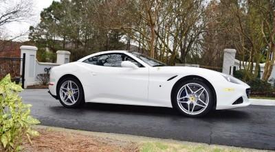 2016 Ferrari California T - White over Blue 18