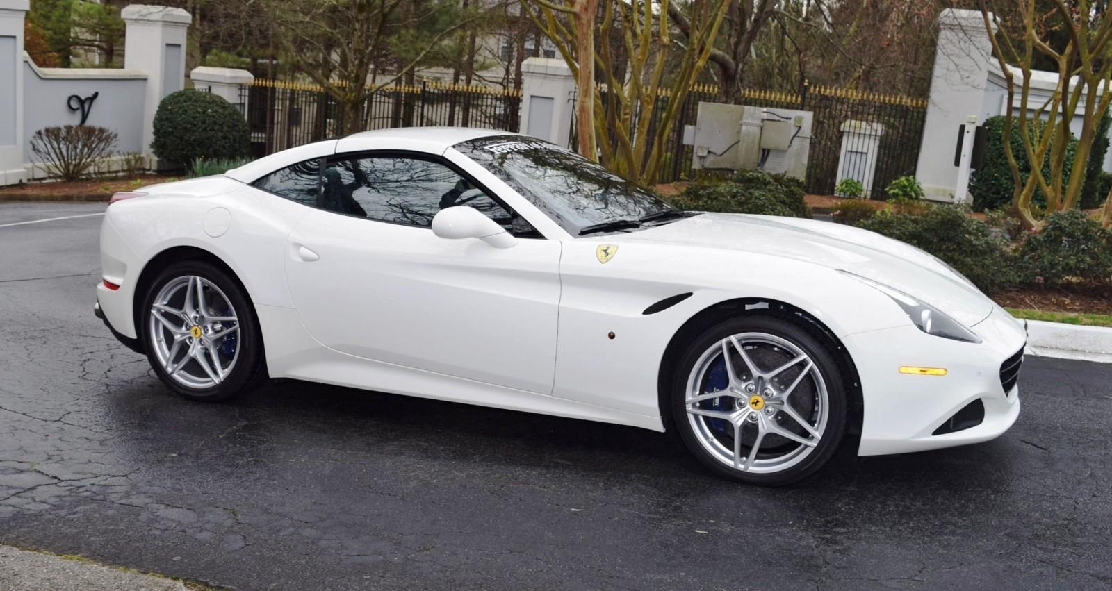 Road Test Review 2016 Ferrari California T