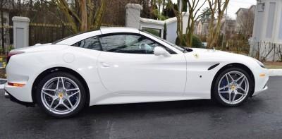 2016 Ferrari California T - White over Blue 22