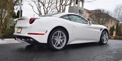 2016 Ferrari California T - White over Blue 23