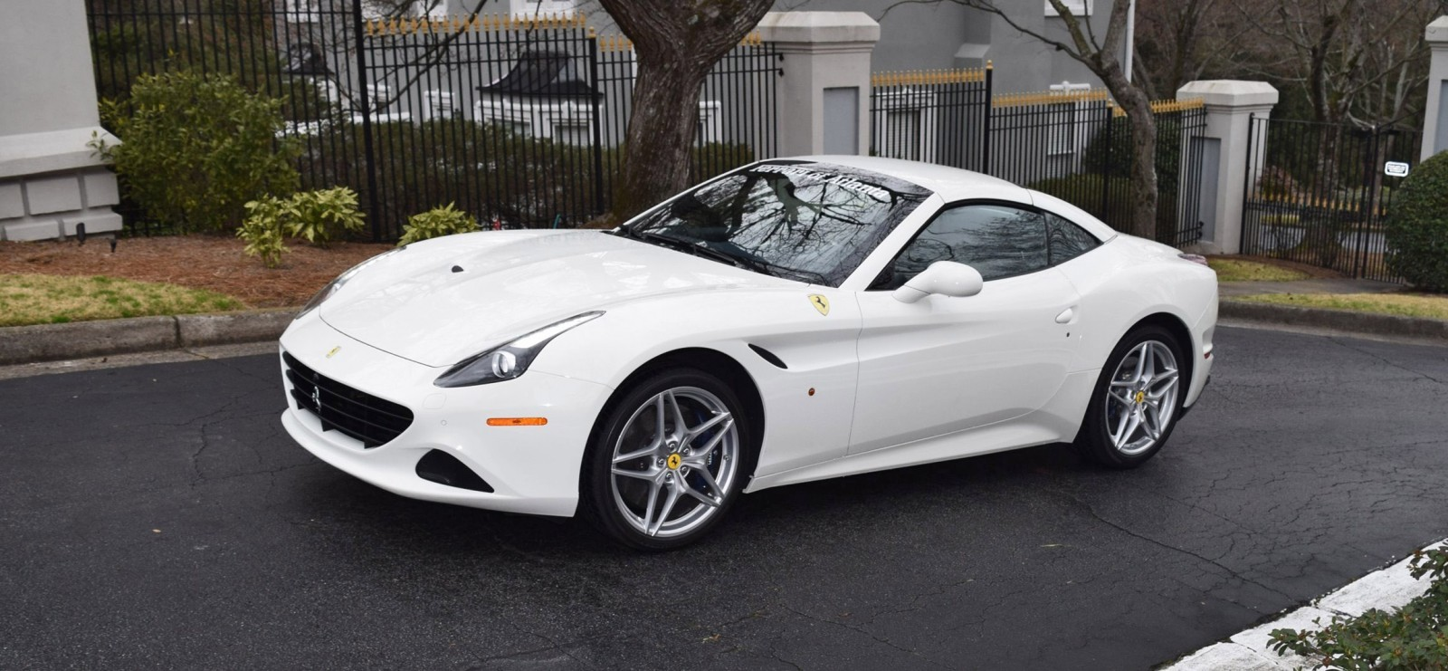 Road Test Review 2016 Ferrari California T