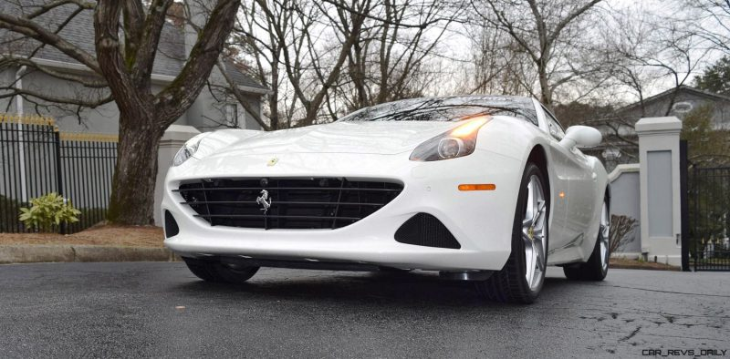 2016 Ferrari California T - White over Blue 5