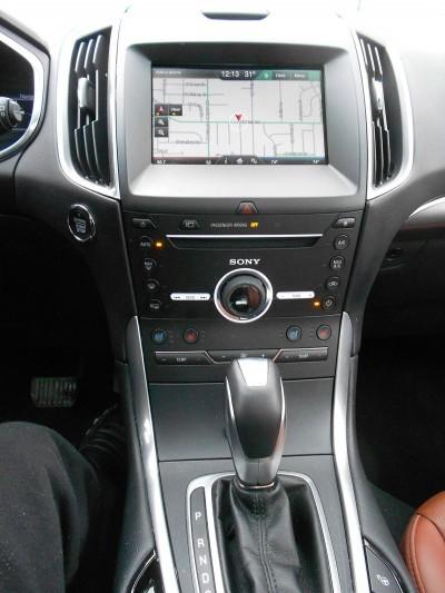 2016 Ford EDGE AWD Titanium 1