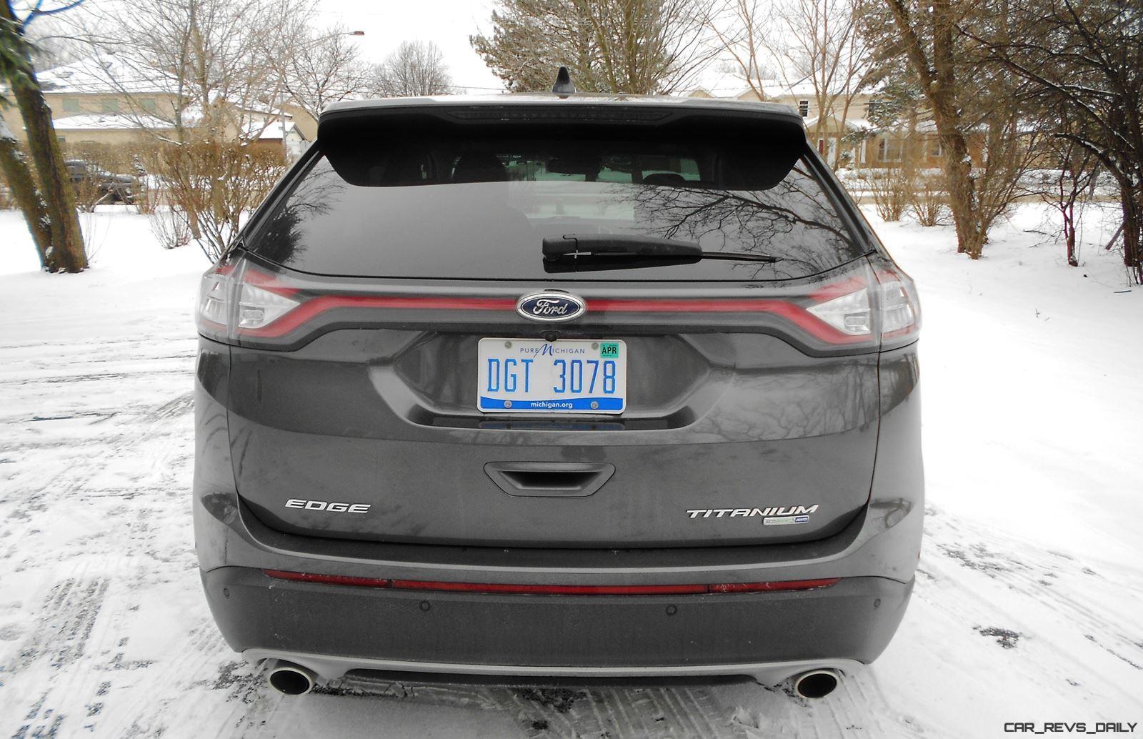 Ford Edge Awd >> 2016 Ford Edge Awd Titanium 12