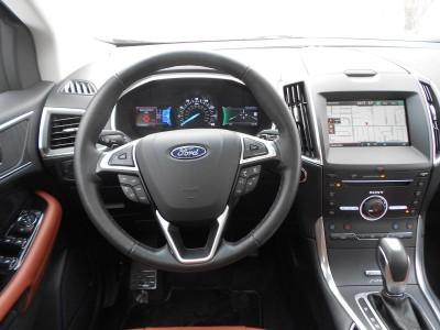 2016 Ford EDGE AWD Titanium 15