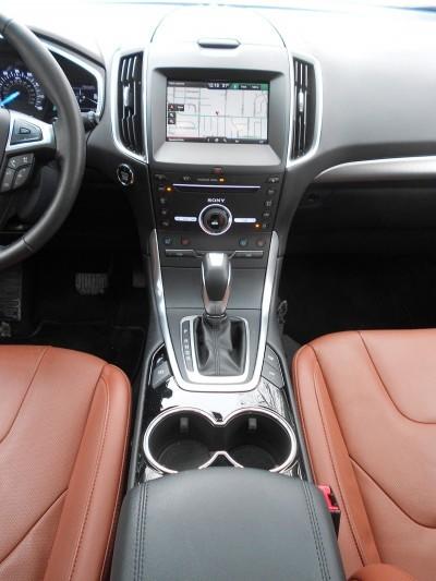 2016 Ford EDGE AWD Titanium 16