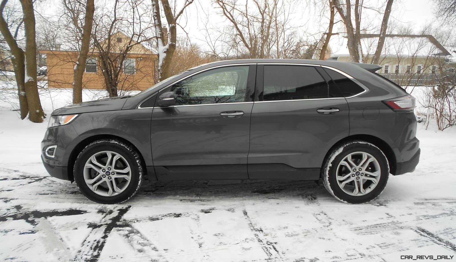 Hawkeye Drives  Ford Edge