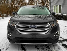 Hawkeye Drives!  2016 Ford EDGE Titanium AWD Review